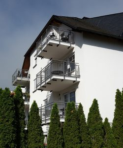 Ferienwohnung und Weingut Kappes Bernkastel-Kues- Haus Außenansicht