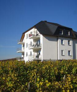 Ferienwohnung und Weingut Kappes Bernkastel-Kues Außenansicht