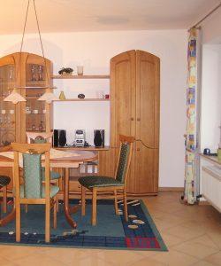 Ferienwohnung und Weingut Kappes Bernkastel-Kues Esszimmer